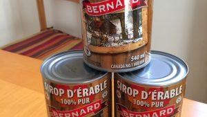 カナダならでは!豚肉のメープルシロップ&マスタード焼きのレシピ