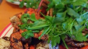 シンガポール風ペッパークラブ(蟹)のレシピ